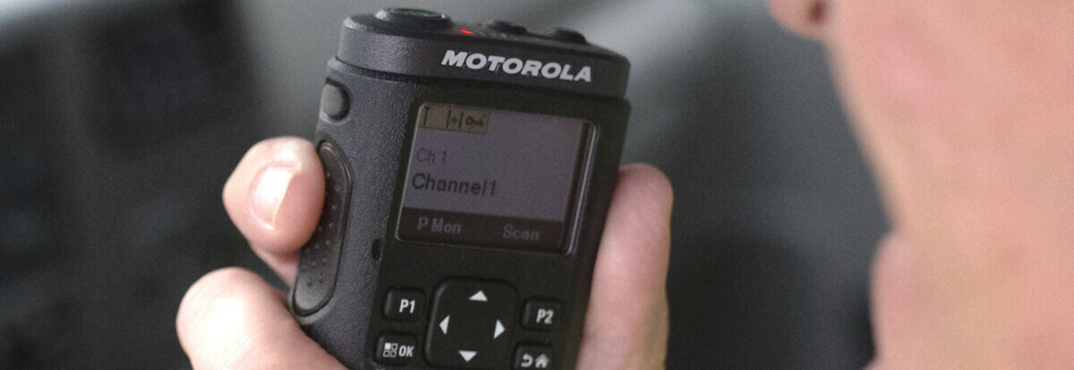 Motorola Solutions Mobile Radio Microphones