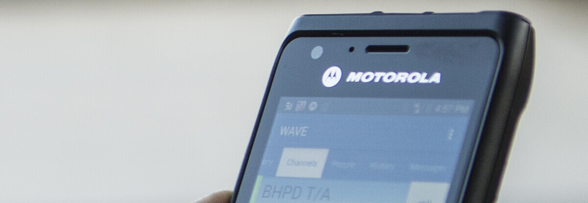 Motorola Solutions WAVE